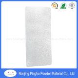 冷却装置のシェルのための光沢度の高いスライバ粉のコーティング