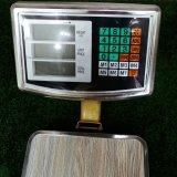 Neue elektronische wiegende Schuppe des Modell-60kg