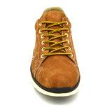 中国のPUの革が付いている青年のための新しい人の偶然靴