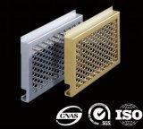 Filets à mailles augmentés par aluminium en métal de bonne qualité pour la décoration de façade de construction (usine de la Chine)