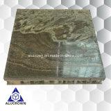 35mm Thickness High Strength Stone Honeycomb Veneers for Garden Floor