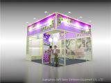 Автоматическая будочка стойки выставки вынуждающей системы