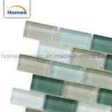 Hot Sale usine dosseret de cuisine Mix en mosaïque de verre de couleur