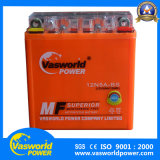 Elektrischer der Motorrad-Batterie-12V5ah Lieferant Motorrad-Batterie-Gel-der Batterie-12n5a China für Superqualität