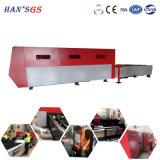 La machine de découpage neuve de laser de fibre d'acier inoxydable d'acier du carbone