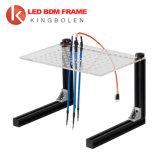 Novo Conjunto Completo levou a Ferramenta de Programação da ECU da Estrutura do Bdm Bdm Suporte com luz LED de 4 pinos da sonda para Ktag Kess V2 Galletto Bdm100