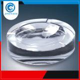 Cinzeiro de vidro de cristal de forma diferente para a Loja e dons