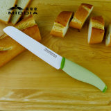 """La FDA Certificados de cerámica de 6"""" la cuchilla para cortar en rodajas de pan y cuchillo"""