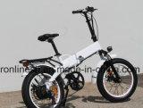 250With500W, 36V, das Velo Electrique/20X4 fetter Gummireifen-elektrisches Fahrrad/fettes fetthaltiges Fahrrad e-Bike/E/elektrisches fettes Fahrrad/faltbaren fetten Pedelec versteckten Batterie-Straßen-Gummireifen faltet