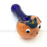 Tubo lindo de la cuchara del mejor regalo con tío Pig Face Bowl para fumar (ES-HP-111)