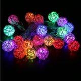 クリスマスの装飾のSepaktakraw LEDライト