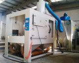 La limpieza / Tipo de cuadro de fortalecimiento de la máquina de chorro de arena con SGS