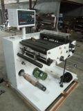 Máquina de corte longitudinal de la etiqueta y de la película