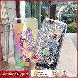 Mermaid Design-Choques suave cintilantes Cachoeira Casos de Telefone para iPhone x