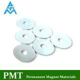 Seltene Massen-Magnet der Schleifen-D32*8.5*2.5 mit NdFeB magnetischem Material