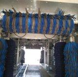 カーウォッシュ装置の高速7のブラシの自動カーウォッシュ