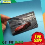 Morden projetado MIFARE DESFire Cartão de Estacionamento / placa de etiqueta de para-brisa de RFID