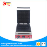 De commerciële Mini Elektrische Wafel die van de Maker van de Bel van de Wafel Machine maken