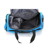 Jacquard blu dei 2017 il Duffel impermeabile di corsa del nuovo uomini di arrivo mette in mostra il sacchetto