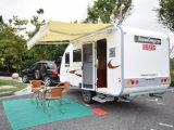 16FT rv Van Camping Caravan