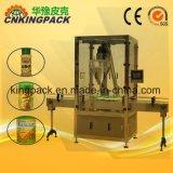 La Chine de l'ail en poudre automatique fournisseur petite machine de remplissage