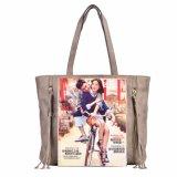 広州の工場流行の偶然の女性袋PUの革女性のハンドバッグ