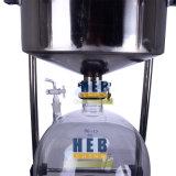 A ZF-10L/20L/30L/50L copo do filtro de vácuo/filtro de vidro