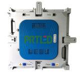 De hoge LEIDENE van de Helderheid SMD3528 P4.8 Module van de Vertoning voor Kabinet 576 van de Huur * 576 mm