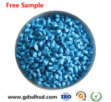 Hot Salts Blue Masterbatch with Competitive Price Pass All Ce/RoHS/ISO