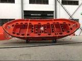 Tipo aberto barco salva-vidas do G.R.P