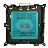Visualizzazione locativa di pubblicità portatile di P2.5 LED