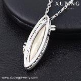 43235 [إكسوبينغ] تصميم نمو مجوهرات, بلورات من [سوروفسكي] أبيض عقد