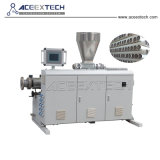PLC 관제사를 가진 PVC 이중관 기계