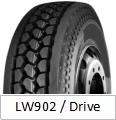 LANWOO Marke TBR Reifen (Muster des Laufwerks LW902)
