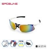 Ce Anti-Scratch Sposune estándar UV400 de golf Deportes gafas Gafas de sol