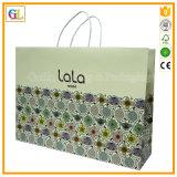 Sacchetti di acquisto di carta stampati (OEM-GL009)