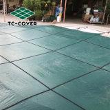 Рр сетка безопасности бассейн для крышки над землей бассейн