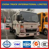 납품을%s HOWO 6 바퀴 소형 트럭