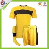 최고 인기 상품 남녀 공통 Mens를 위한 주문 승화 축구 셔츠 축구 착용