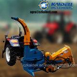 Chipper van het Hulpmiddel van de tuin Opgezette Houten Tractor Machine (BX62)