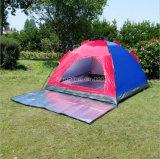 200*150*135cm 2人の自動キャンプテント