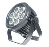 Mini éclairage principal mobile de disco d'oeil de zoom de 7*15W DEL