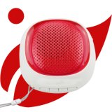 Alto-falante Bluetooth portátil com função de FM