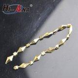 Catena dell'alluminio della catena della decorazione della catena del metallo della catena chiave
