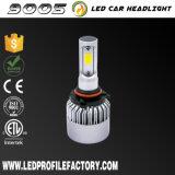 Indicatore luminoso luminoso dell'automobile del faro H4 LED di bianco LED