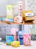 さまざまな別の味のカスタム印刷を用いる小さく小さく装飾的な荷箱は設計する(jpbox114)