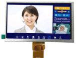 """10.1の"""" LCD表示TFTのモジュール、1024*600シリアルSpiの任意選択接触"""
