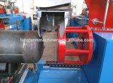 Cilindro de gas GLP el cuerpo de la línea de producción de máquina de soldadura
