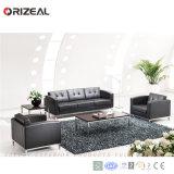 Relaxing di cuoio neri di Orizeal piegano in su lo strato (OZ-OSF006)
