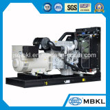 Hohes Effecive 52kw/65kVA geöffneter Rahmen-Dieselgenerator-Set mit Perkins-Motor